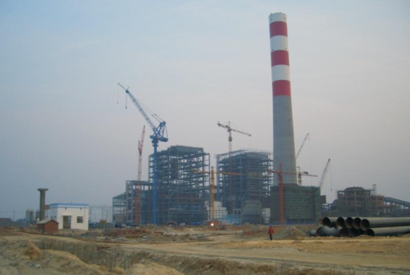 广西防城港燃煤电厂一期、二期bob电竞app下载