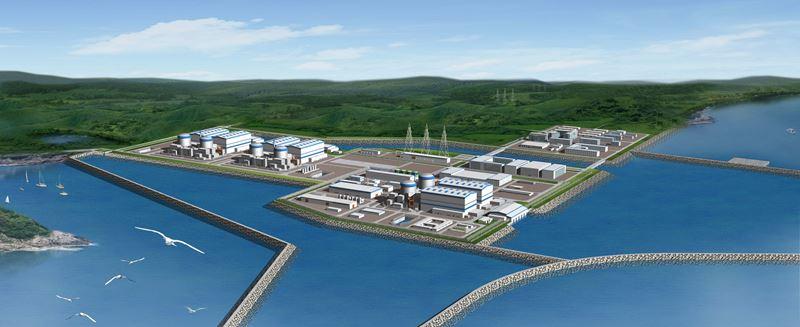 广西防城港红沙核电项目一期(2×1000MW)bob电竞app下载