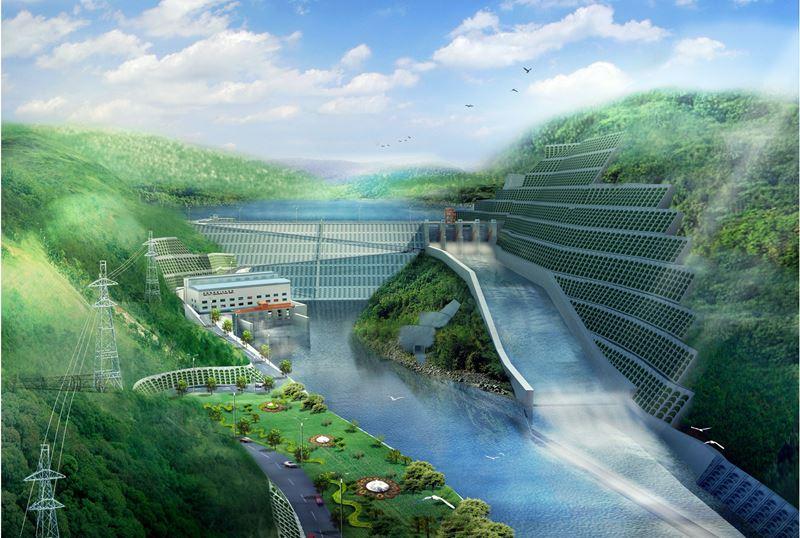 南塔河1号水电站